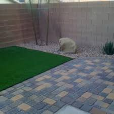 Backyard Landscaping Las Vegas Mauri Landscapes 28 Reviews Landscaping 8355 Rancho Destino