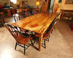 dining table pecan table thomasville dining finish room