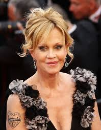 melanie griffith celebrities who had tattoos of lovers removed time