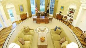 donald vs what oval office could look like