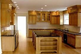 modern country kitchen with oak cabinets country kitchen premier wood concepts