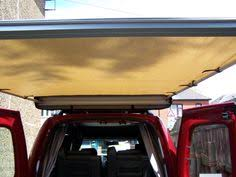 Roll Out Awning For Campervan Vw Caddy Solar Camper Roll Out Awning Fitted My Vw Caddy Solar