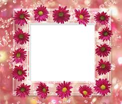 abstract floral frame png free download clip art free clip art