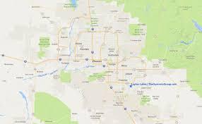 Bisbee Arizona Map by Layton Lakes Community Maps Photos U003e The Guerrero Group