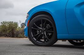 Dodge Challenger With Rims - 2016 dodge charger sxt blacktop first test a more edgy family