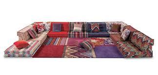 furniture hans hopfer mah jong sofa roche bobois mah jong sofa