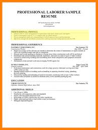 How To Complete A Resume 12 How To Write A Profile On A Resume Riobrazil Blog