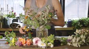 how to arrange flowers tips and tricks from the pros instyle co uk