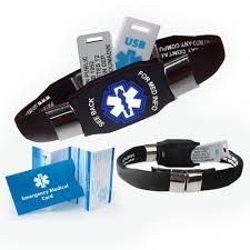 medical id bracelets for women universal medical data medical alert ids designed for you