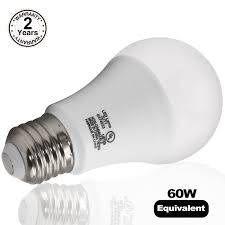 a19 led light bulb torchstar