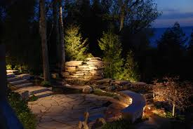 Cheap Low Voltage Landscape Lighting Mesmerizing Landscape Lighting Low Voltage Of Outdoor Gorgeous