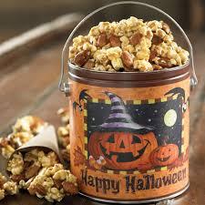 nutty caramel popcorn pail gifts