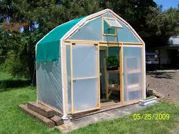 Open Carport by Make A Greenhouse From An Old Carport 10 Steps With Pictures