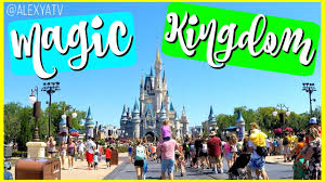 Disney World Map Magic Kingdom by Magic Kingdom Orlando Walkthrough 2017 Walt Disney World Florida
