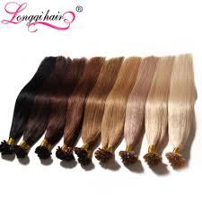 Hair Extensions U Tip by U Bonded Indian Hair Extensions Hair Weave