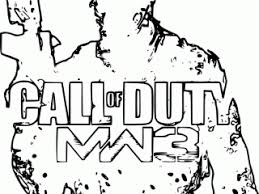 Call Of Duty Coloring Pages Call Of Duty Black Ops Coloring Pages Call Of Duty Black Ops Coloring Pages