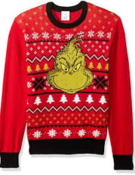 grinch christmas sweater and tv christmas sweaters