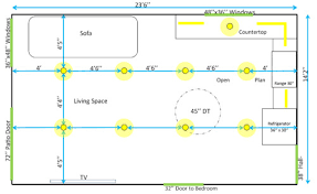 Bedroom Lighting Layout Need Help On Open Plan Layout 24x14 Dt Size Lighting Flooring
