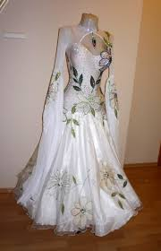 color white color white cream dreamgown