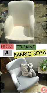 How To Paint Ikea Furniture by How To Paint A Fabric Sofa U2022 Grillo Designs