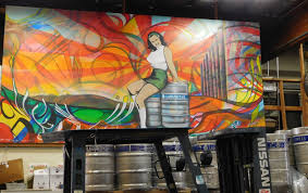 Flag City Lodi Metamorphosis Road Beer Ranch Packing Facility Sand Hill Cranes