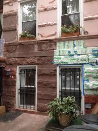 progress a pink brownstone in brooklyn