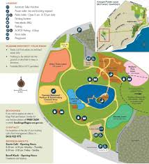 botanic gardens and parks authority may drive parkland venues map