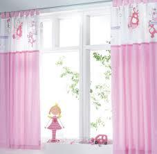 White And Pink Nursery Curtains Baby Nursery Decor Windows Baby Nursery Curtains