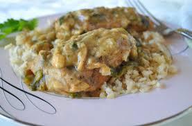 family favorite homemade dinner smothered chicken recipe