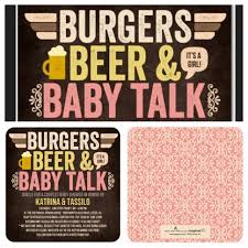 coed baby shower themes my baby shower theme burgers baby talk showers