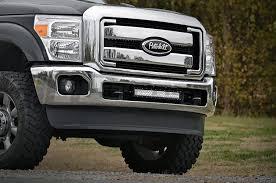 rough country light bar mounts ford super duty light bar bumper mount 20 inch hid kit pros