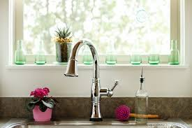 Delta Cassidy Kitchen Faucet My New Delta Touch2o Cassidy Kitchen Faucet Unsophisticook