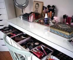 Makeup Organizer Desk Makeup Vanity Organizer Makeup Organizer Desk Best Ideas About
