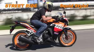 brand new honda cbr 2013 honda cbr 250r moto gp repsol edition the first street ride