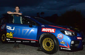 subaru wrc 2016 motorsport hunt enthusiastic about just finished otago daily
