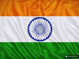White Blue Orange Flag National Flag Of India Images History Of Indian Flag