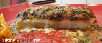 cuisine cabillaud cabillaud en croute de d épices