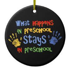 preschool ornaments keepsake ornaments zazzle