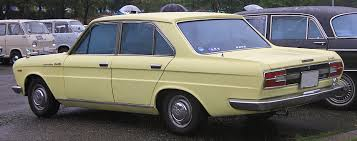 file 1968 nissan cedric special six rear jpg wikimedia commons