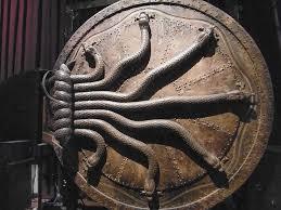 la chambre des secrets porte serpents de la chambre des secrets au studio harry potter de