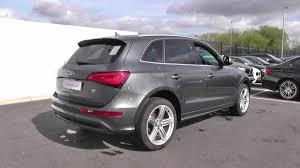 Audi Q5 62 Plate - used audi q5 estate diesel in dakota grey from evans halshaw