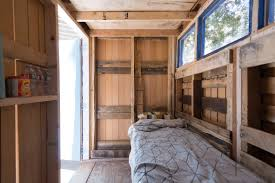 tiny homes interiors california architecture students design shelters for la u0027s growing