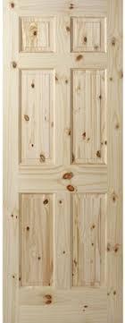 Knotty Pine Interior Doors Interior Doors Northern Log