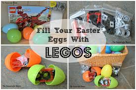 easter eggs filled with toys fill your easter eggs with legos the resourceful
