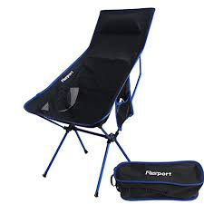 lightweight folding camping backpack chair fbsport compact u0026 heavy