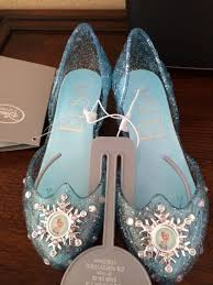 disney store frozen elsa light up shoes new disney store frozen queen elsa light up costume shoes id 9201678