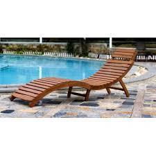 Folding Chaise Lounge Wood Outdoor Lounge Chairs You U0027ll Love Wayfair