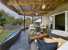 Modern Home Design Las Vegas by Terrace Wood Decking Outdoor Sofa Massive Modern Home In Las