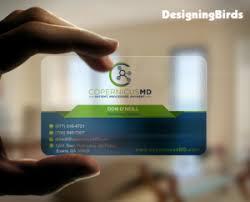 54 modern professional information technology business card