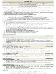 professional marketing resume marketing resume exles resume professional writers
